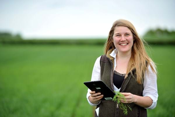 Image for Technology partnership will benefit agriculture students at Hartpury