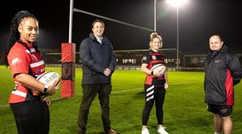 Local law firm Lodders is supporting Gloucester-Hartpury Women's RFC