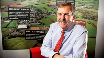 Hartpury launches partnership with Charles Sturt University in Australia