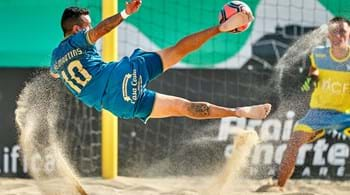 Image for Revealed: the secrets of scoring goals in beach soccer