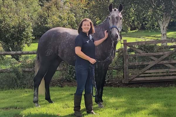 Image for Passion for helping animals leads to landmark doctorate at Hartpury