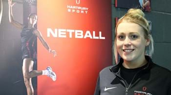 Hartpury netball students selected to play for Superleague franchises