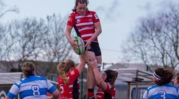 DiSE student Maisy is learning on and off the pitch as her rugby dream becomes reality