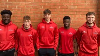 England football call-ups for Hartpury students